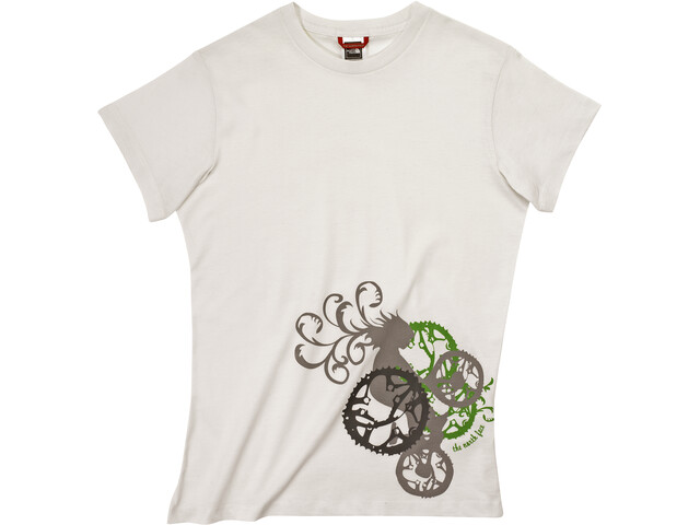 The North Face Women Freerider Tee snow white